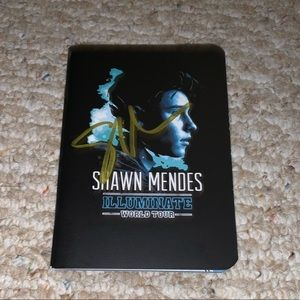 Shawn Mendes Signed Tour Passport VIP